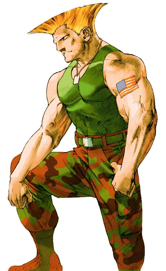 51 Best Guile Street Fighter Images Guile Street Fighter