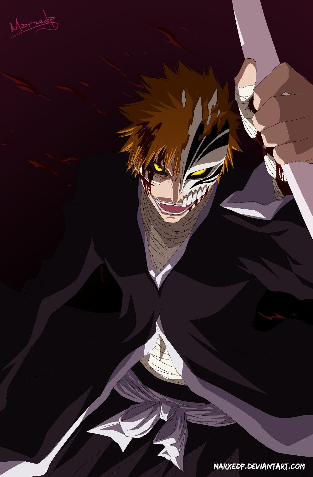 Pin de Ewil em Bleach Bleach personagens, Mangá bleach