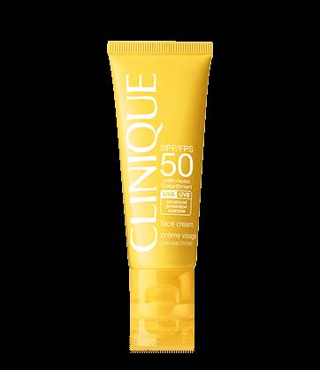 Broad Spectrum Spf 50 Sunscreen Face Cream Clinique Gesichtscreme Sonnencreme Furs Gesicht Sonnencreme