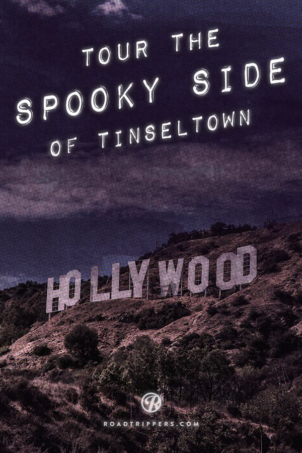 Hollywood Macabre: Touring Tinseltown's Spooky Side