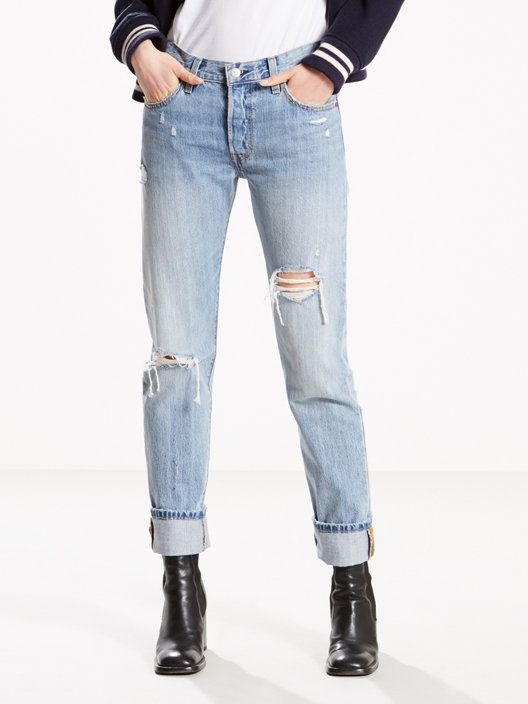 fd651723645 501® Original Fit Jeans | Products | Jeans, Jeans fit, Fit women