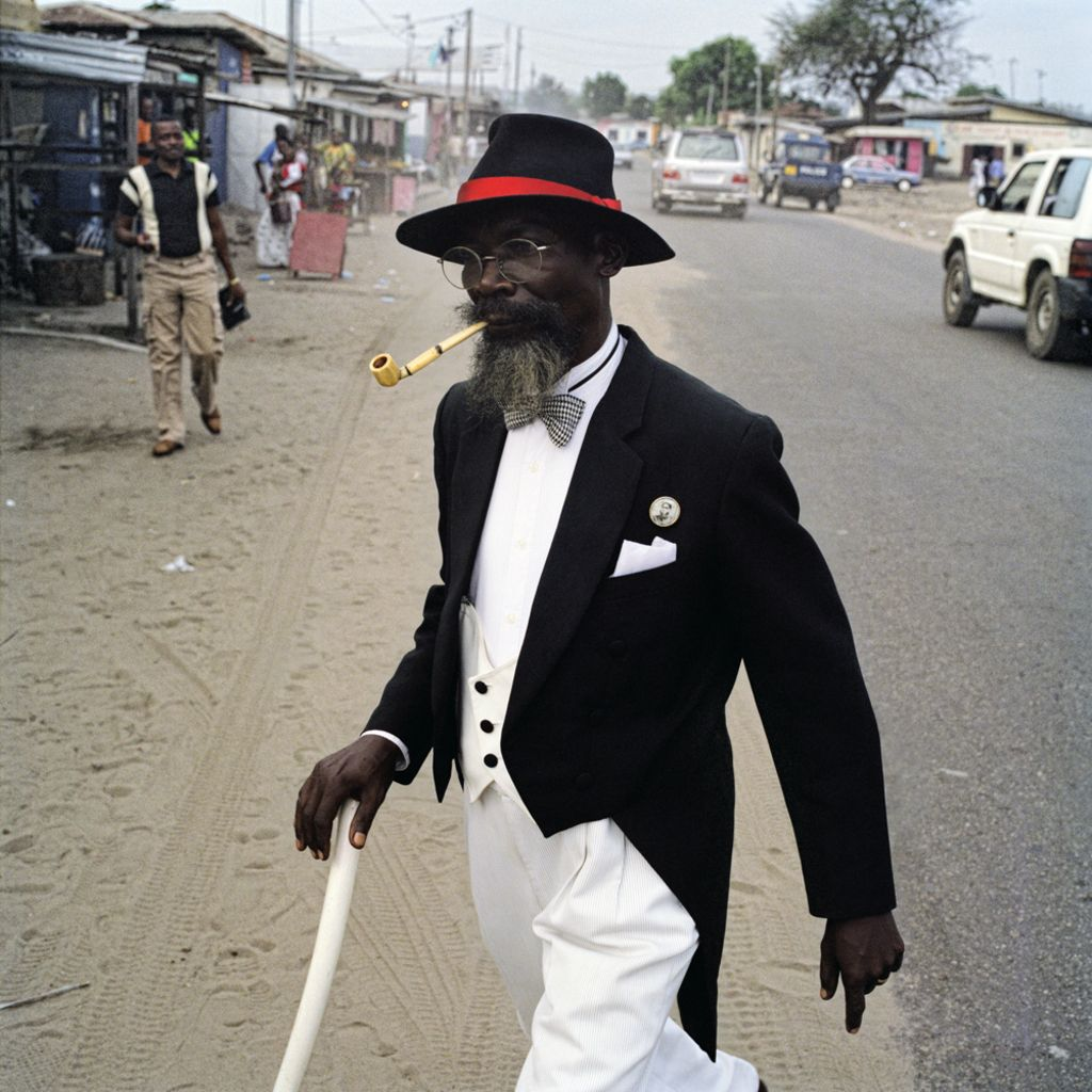 La Sape: Die Dandys Aus Dem Kongo