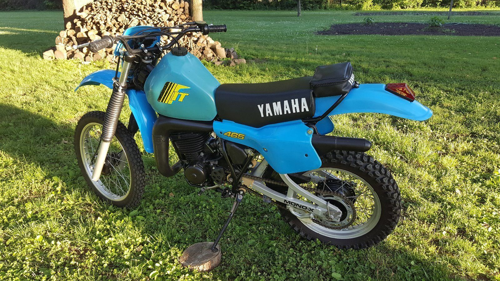 Yamaha It 465 1982 IT465 With Title Vintage MX Enduro Dual Sport