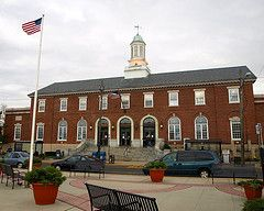 United States Post Office Building Union City New Jersey Http Www Atmgt Com Union City House Styles Office Building