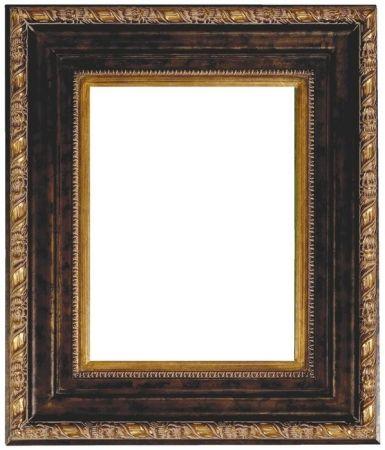 Bergamo Mottled Dark Gold Frame Painted Picture Frames Gold Picture Frames Frame