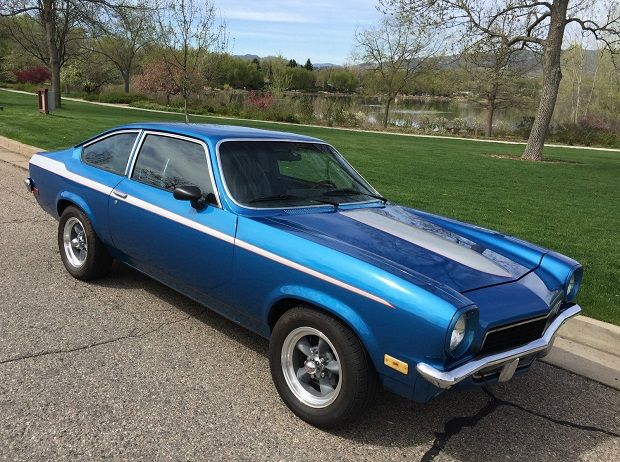 V6 5 Speed Swapped Hatchback 1972 Chevrolet Vega Chevrolet Vega