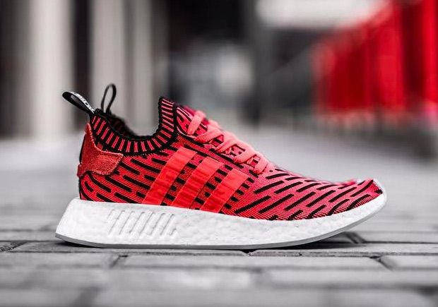 cd2046274e4c8 The adidas NMD R2 will release in a number of new colorways coming Spring  2017. Detailed look at coming Red Black and Navy White pairs here
