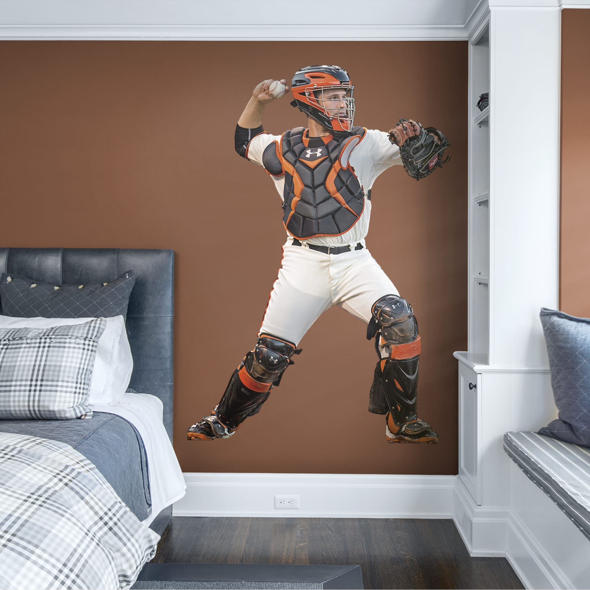 Buster Posey Catcher Life Size Officially Licensed Mlb