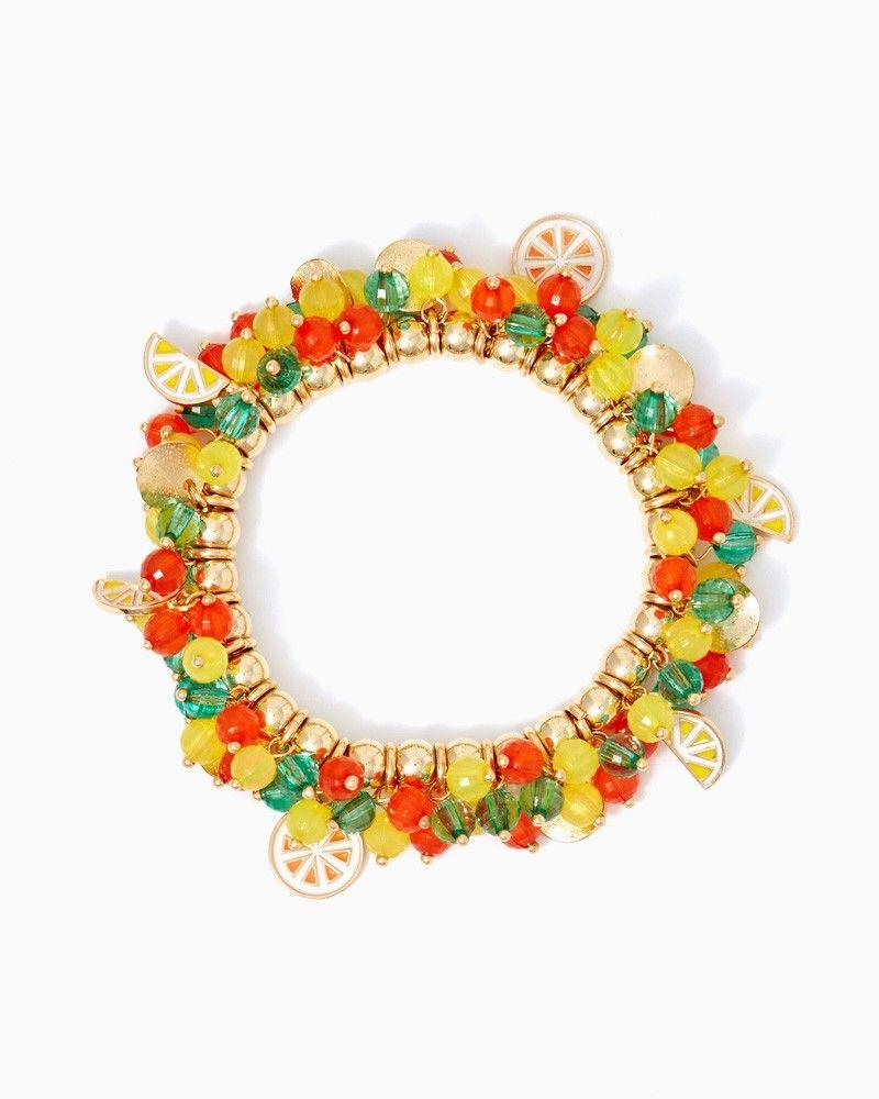 charming charlie | Fruity Beads Charm Bracelet | UPC: 410007546201 #charmingcharlie
