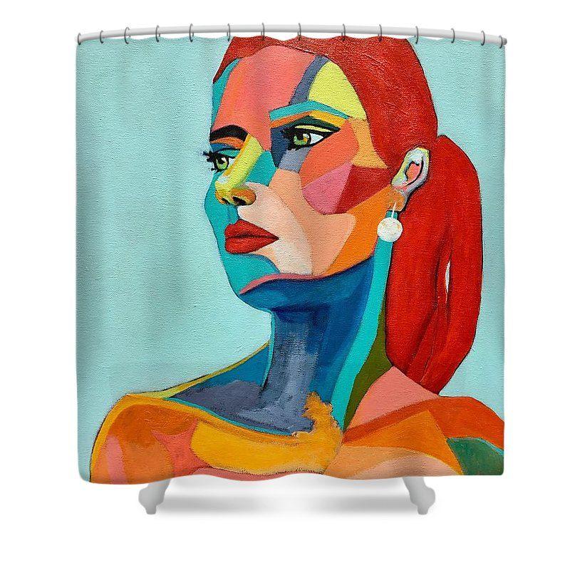 Sierra Shower Curtain For Sale By Lee Wilde-Portraits