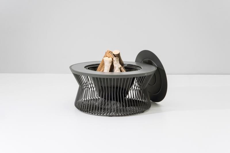 Kettal | Objects | Fire Pit Zigzag | design | Pinterest | Meuble ...