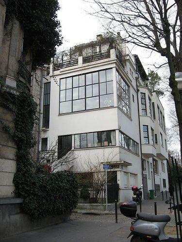 Maison Atelier Du Peintre Ozenfant Le Corbusier Paris La France