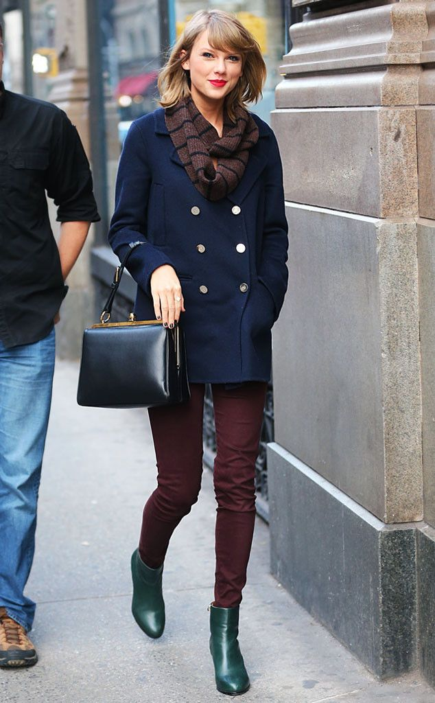456b72e0693d Carey Mulligan from Celebs in Coats in 2019   Coats, Scarves and ...
