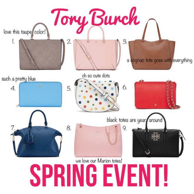 074c3d8bc6b3 Tory Burch Spring Event Sale