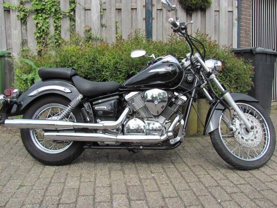 Speurdersnl Yamaha XVS 125 Chopper A 1 Rijbewijs Dragstar