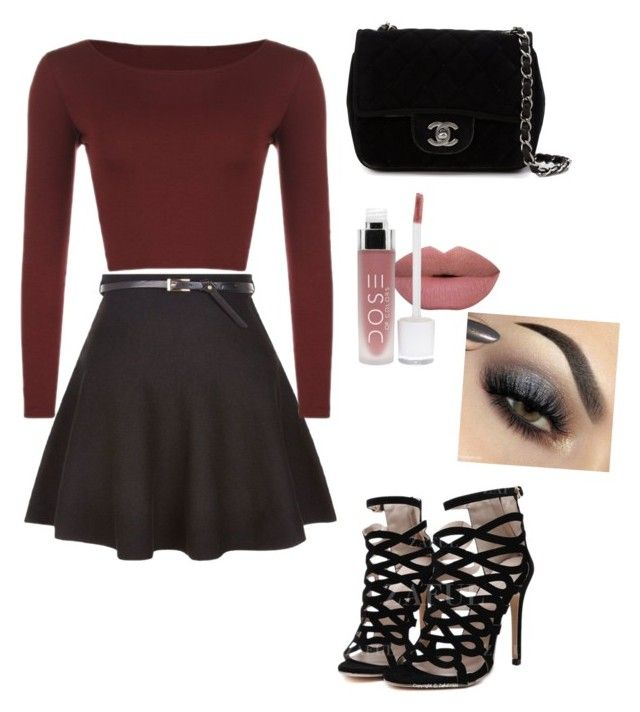 """""""All Is Well"""" by queen-aub ❤ liked on Polyvore featuring WearAll, Chanel and Urban Decay"""