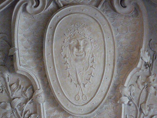 Risultati immagini per scala delle forbici palazzo reale torino