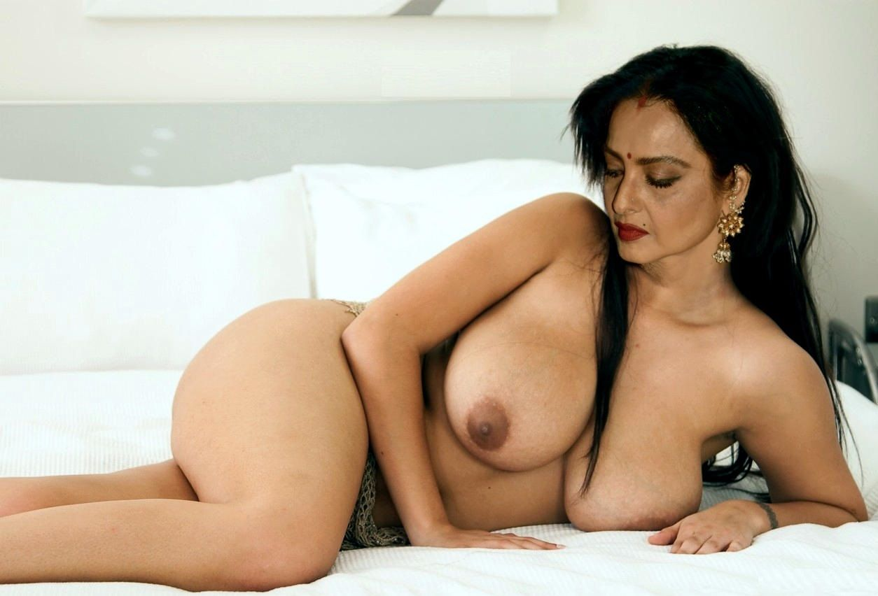 Rekha-Naked-Big-Boobs-Photo-And-Sexy-Gand-Image  Reke4 -3126