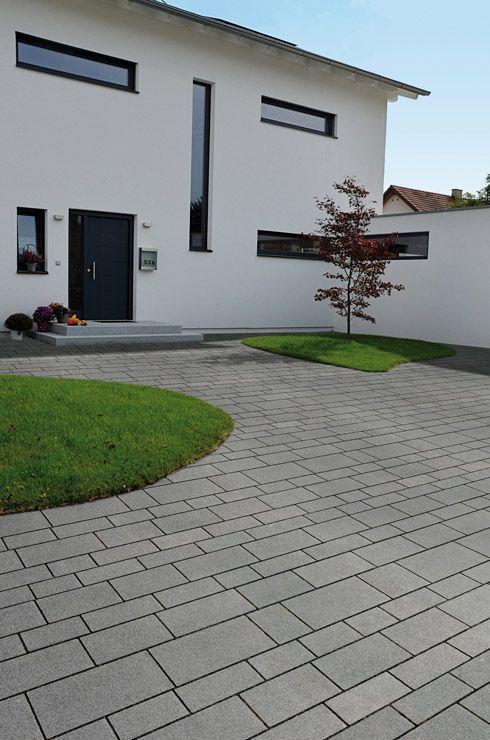 bildergebnis f r stadtvilla einfriedung houses pinterest stadtvilla au enanlagen und eingang. Black Bedroom Furniture Sets. Home Design Ideas