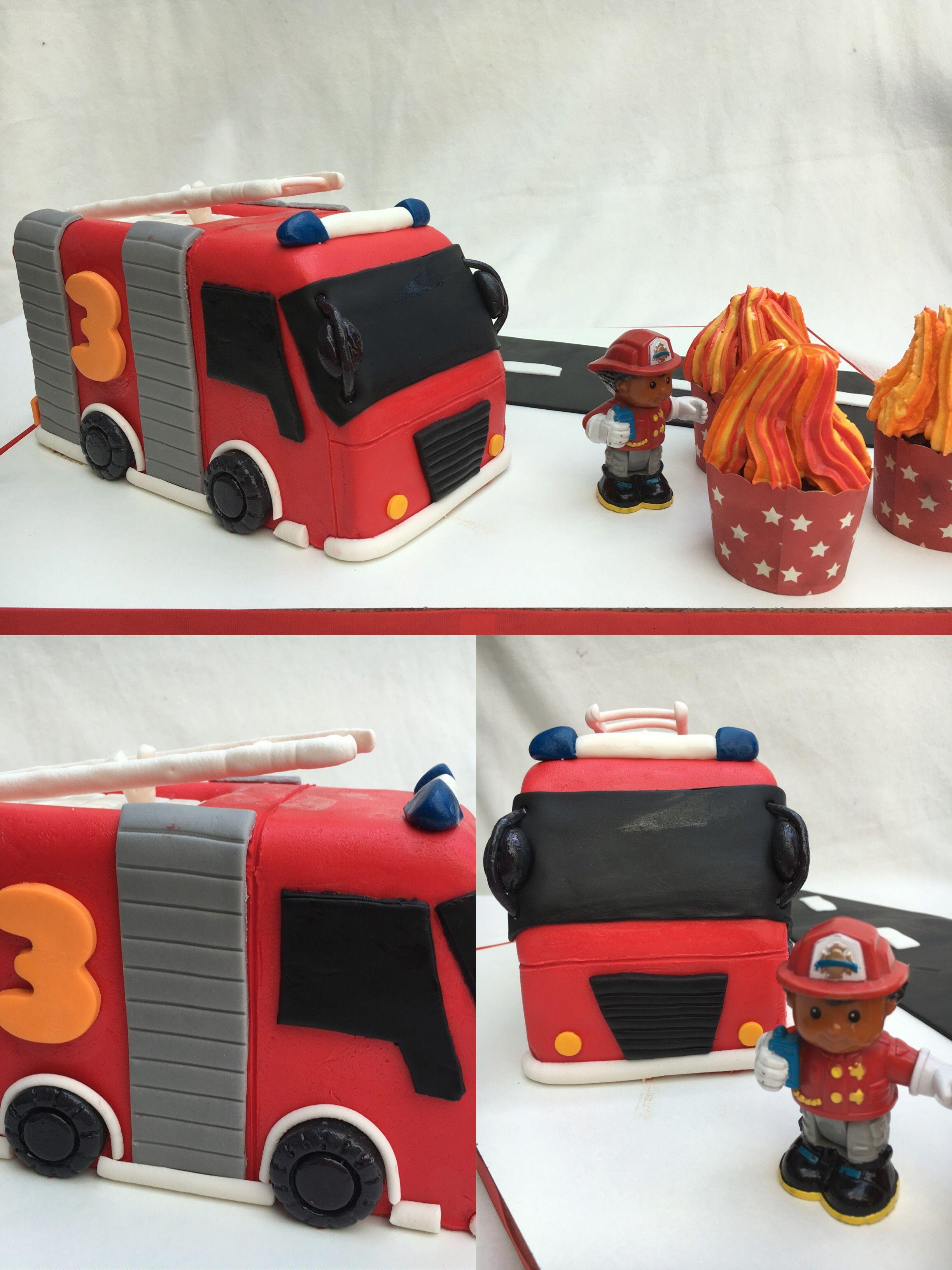 Feuerwehr Kuchen Feuerwehrkuchen La Gourmerina