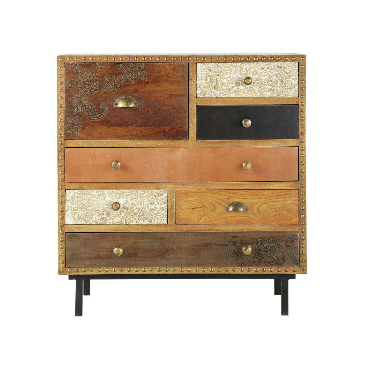 cabinet maison du monde danube maisons du monde with cabinet maison du monde stained solid. Black Bedroom Furniture Sets. Home Design Ideas