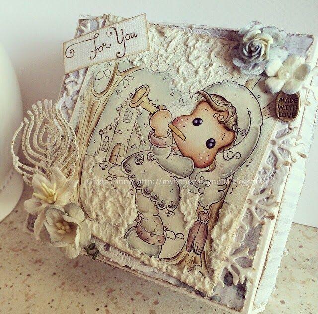 My honey Magnolia: Christmas Blog Hop!