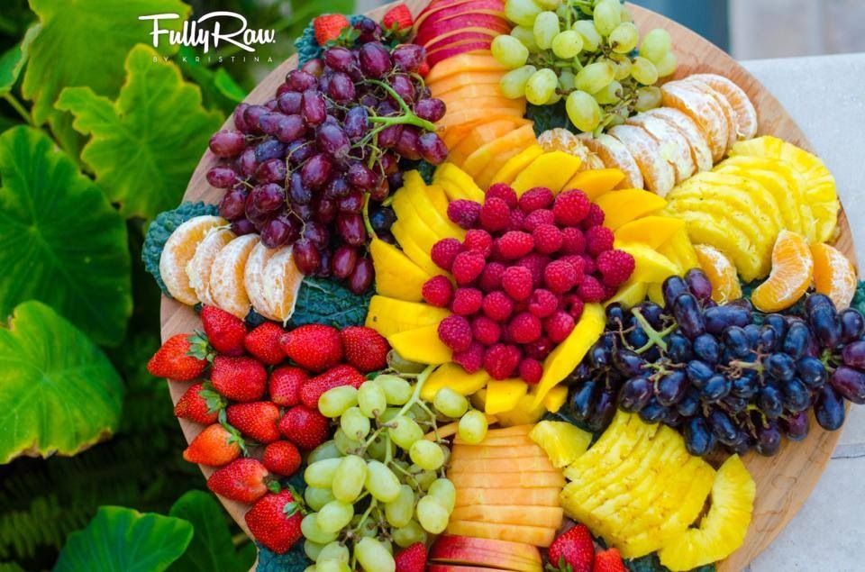 Fruit Platter Party Ideas Fruits Pinterest