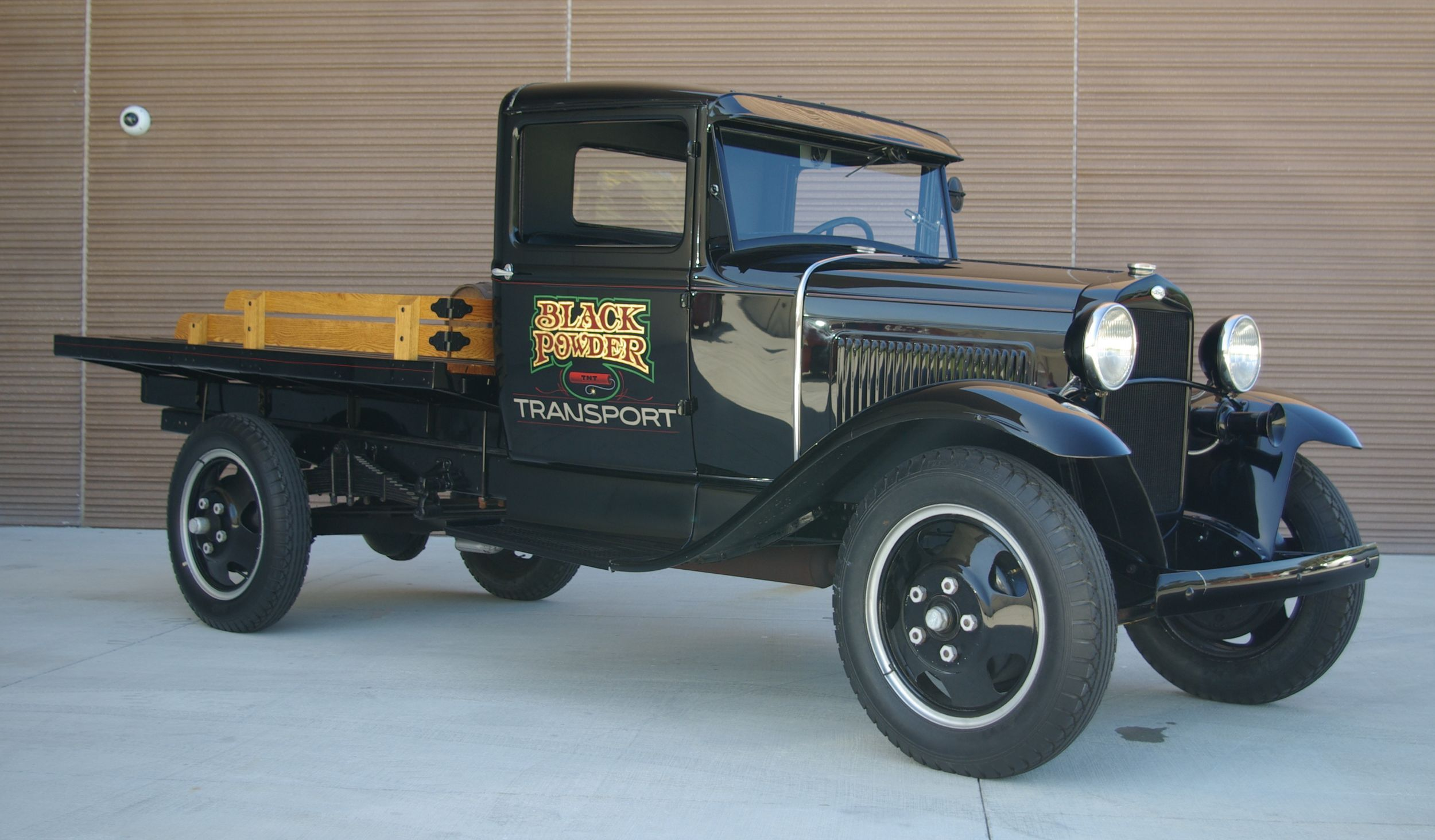 Model AA Ford 1920s Car, Leaf Spring, Veteran Car, Old Ford Trucks,