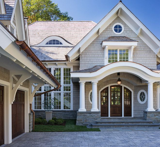 Modern exterior paint colors for houses exterior trim benjamin moore and oc - Exterior white trim paint pict ...