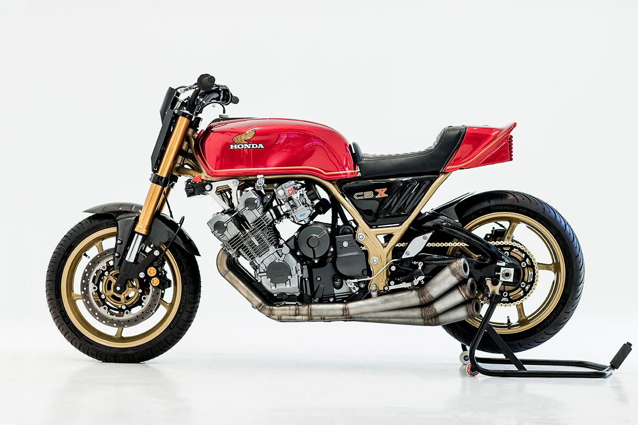 small resolution of a brutal honda cbx from herencia custom garage
