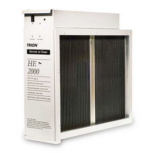 Trion He Plus 1400 Air Cleaner System 16x25 Air Purifier