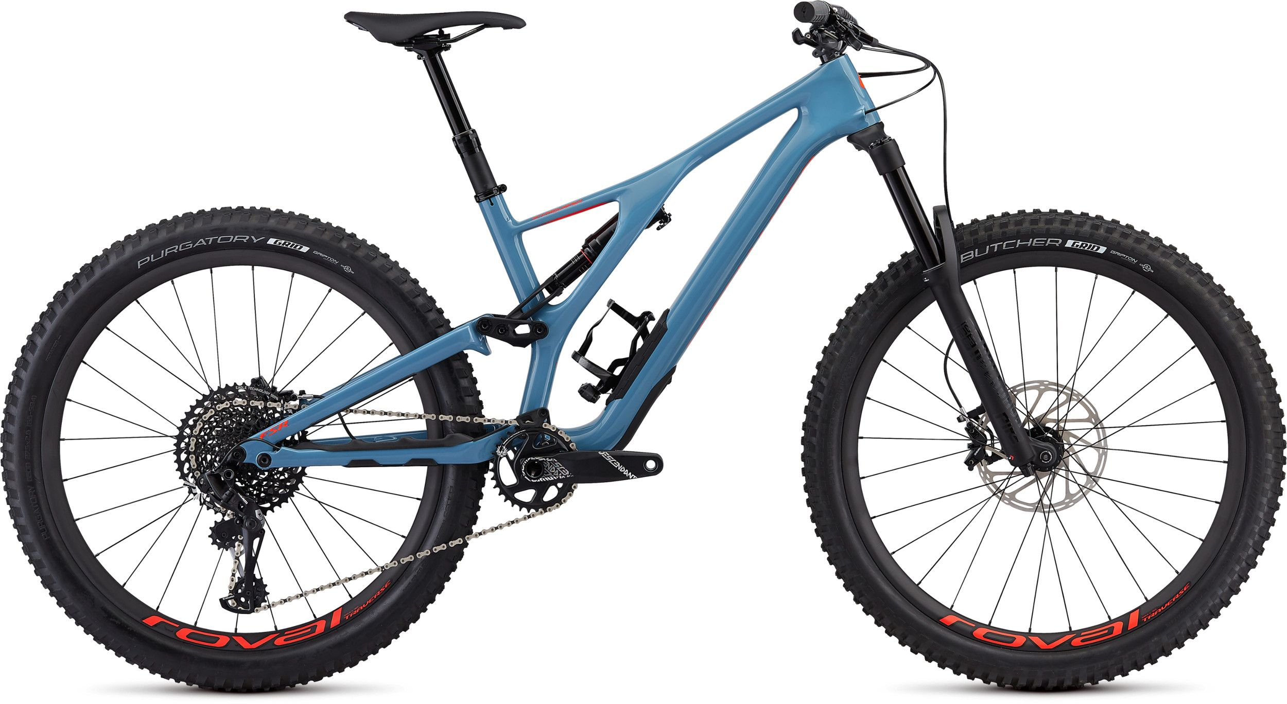 Specialized Stumpjumper Expert 27 5 Mountain Bike 2019 Storm Grey