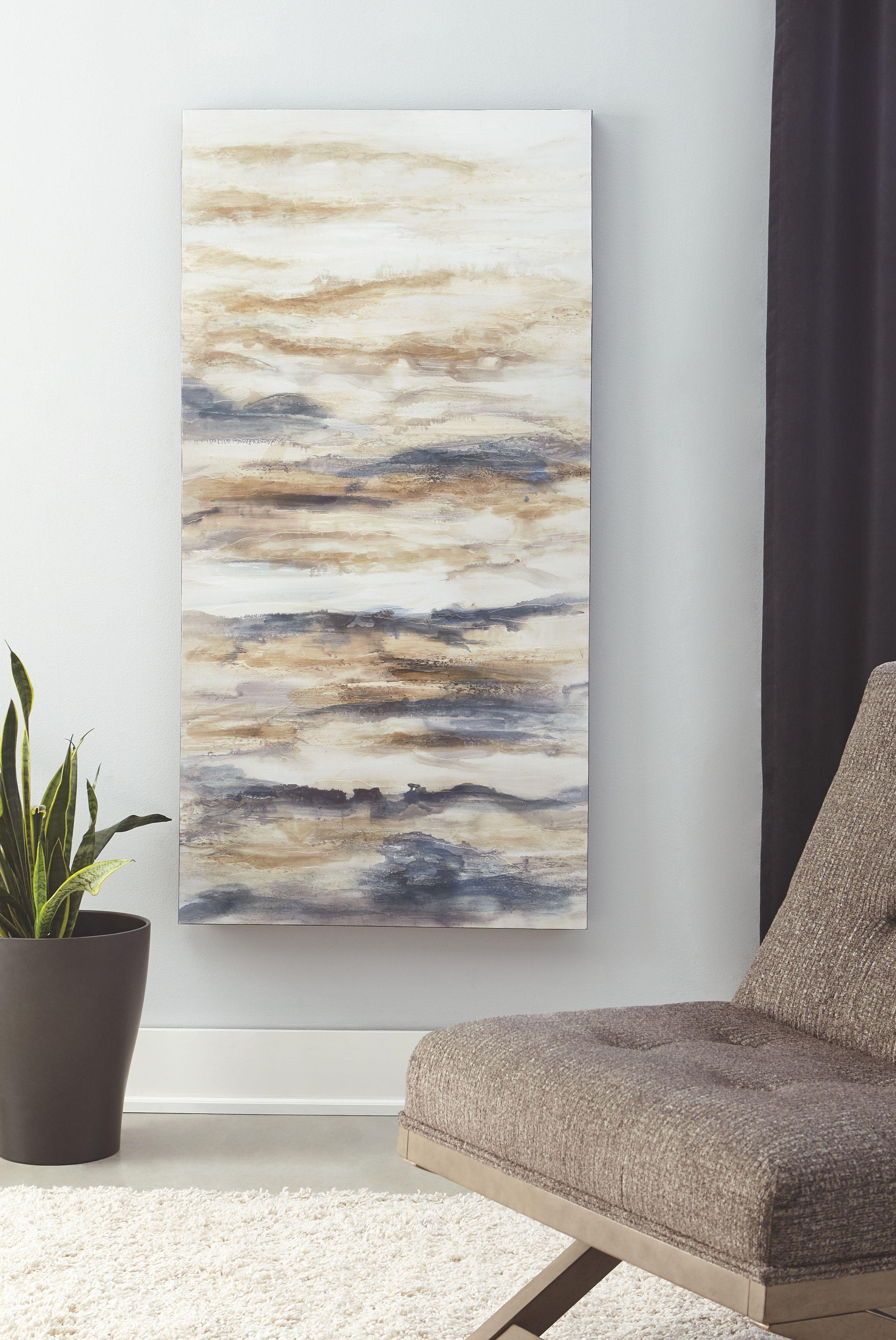 Joely Wall Art Ashley Furniture Homestore In 2021 Art Wall Art Wall Canvas