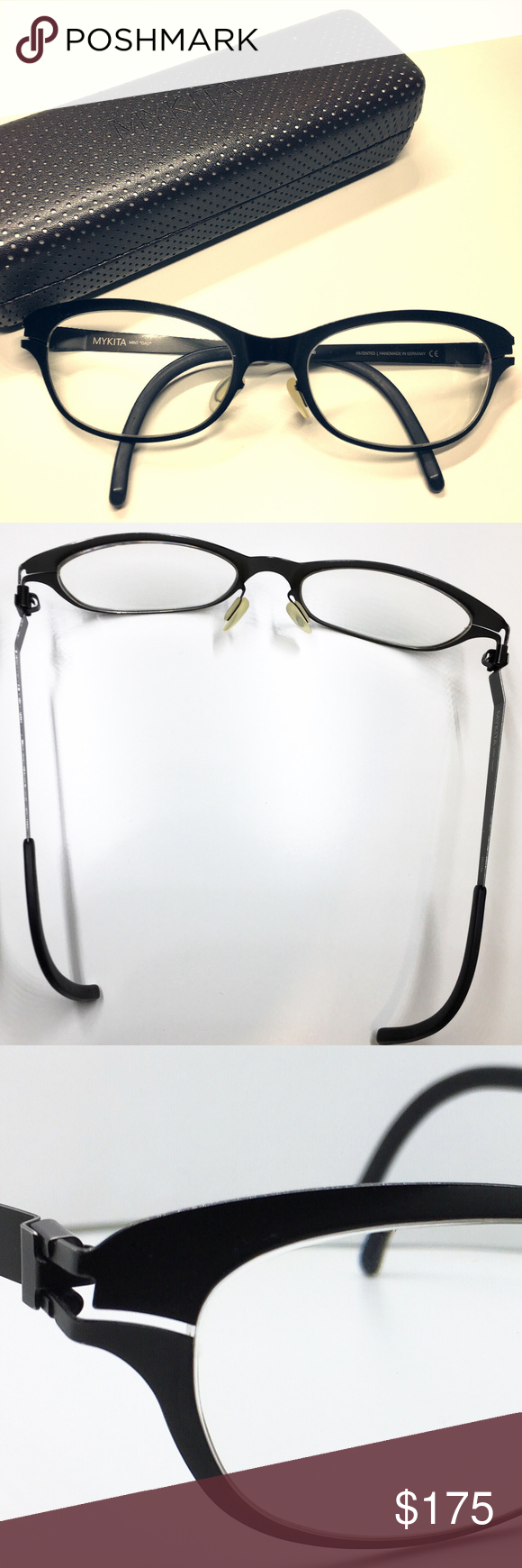 Mykita Mint DAO titanium prescription glass frame Mykita