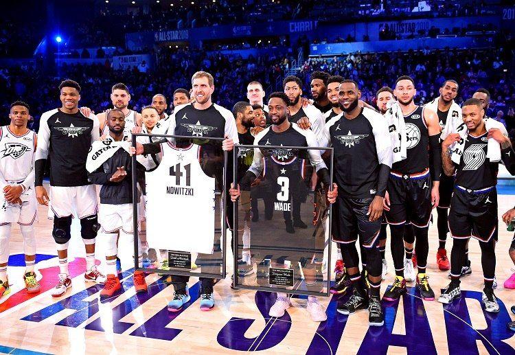 NBA Tim LeBron Kalahkan Tim Giannis 178164 Nba