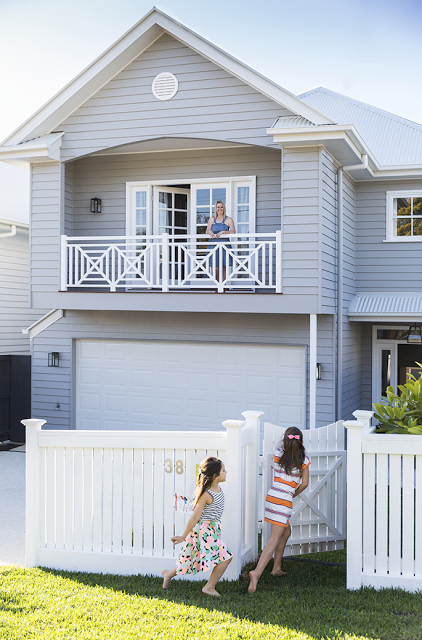 What I Love Most About The Hamptons Look Weatherboard