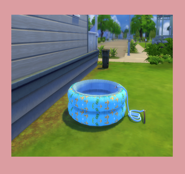 how to buy a pool in sims 4