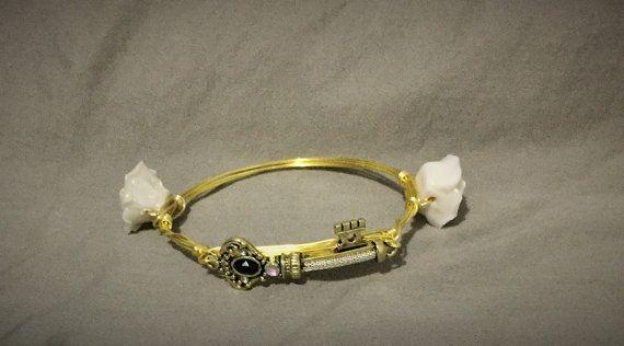 Cute Bangle Bracelet! Christmas Gift Idea!! Make Cute Crafts