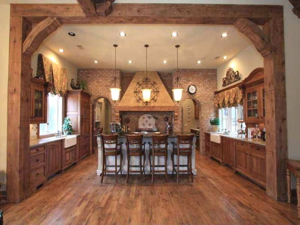 easy rustic kitchen ideas you should consider for your home