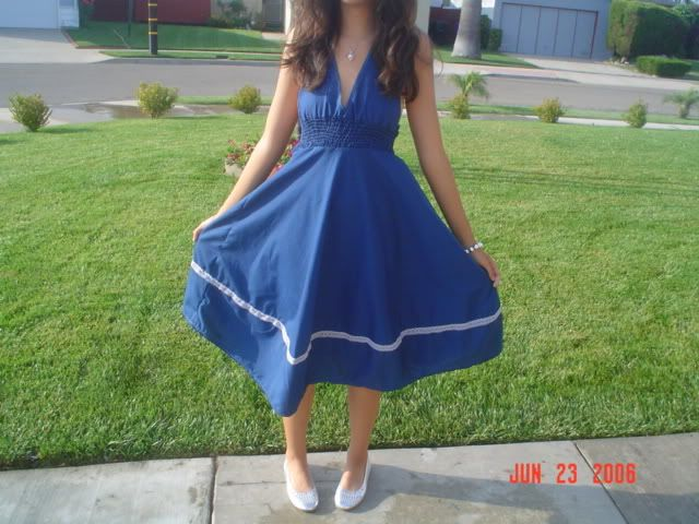 DIY FREE and Easy Halterneck Dress Sewing Pattern and Tutorial // I ...