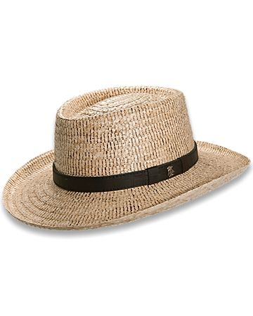 caf8c4bd002 Buri Straw Gambler Hat from Tommy Bahamas  68