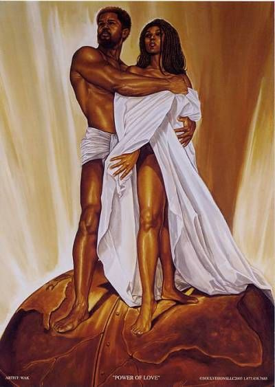 Sexuality christian art