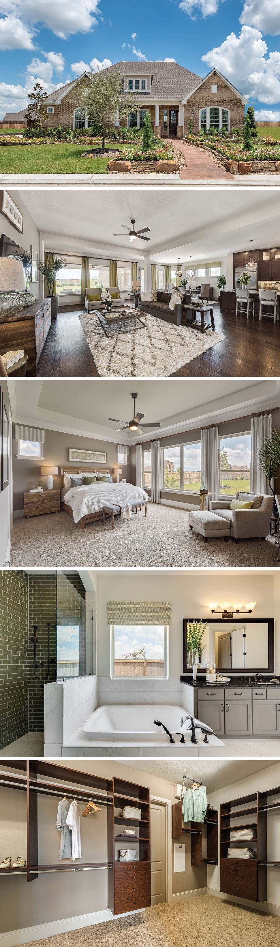 The Lynchburg Is Our Gorgeous Floor Plan Available In Iowa Colony TX This Single