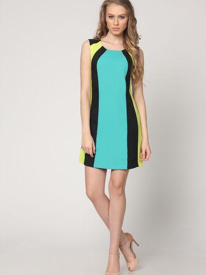 154ca9d98fc7 Dámske šaty EUFORIA - viac-farebná