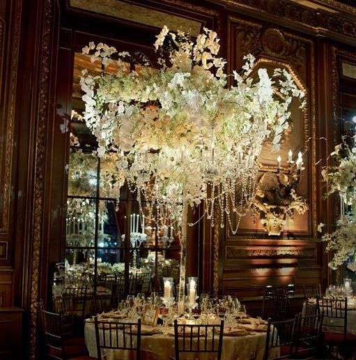"David Tutera Wedding Centerpiece Ideas: ""Leading Wedding & Entertaining Expert, David Tutera Is"