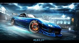 Mazda RX7 Wallpaper....Sweeeet!