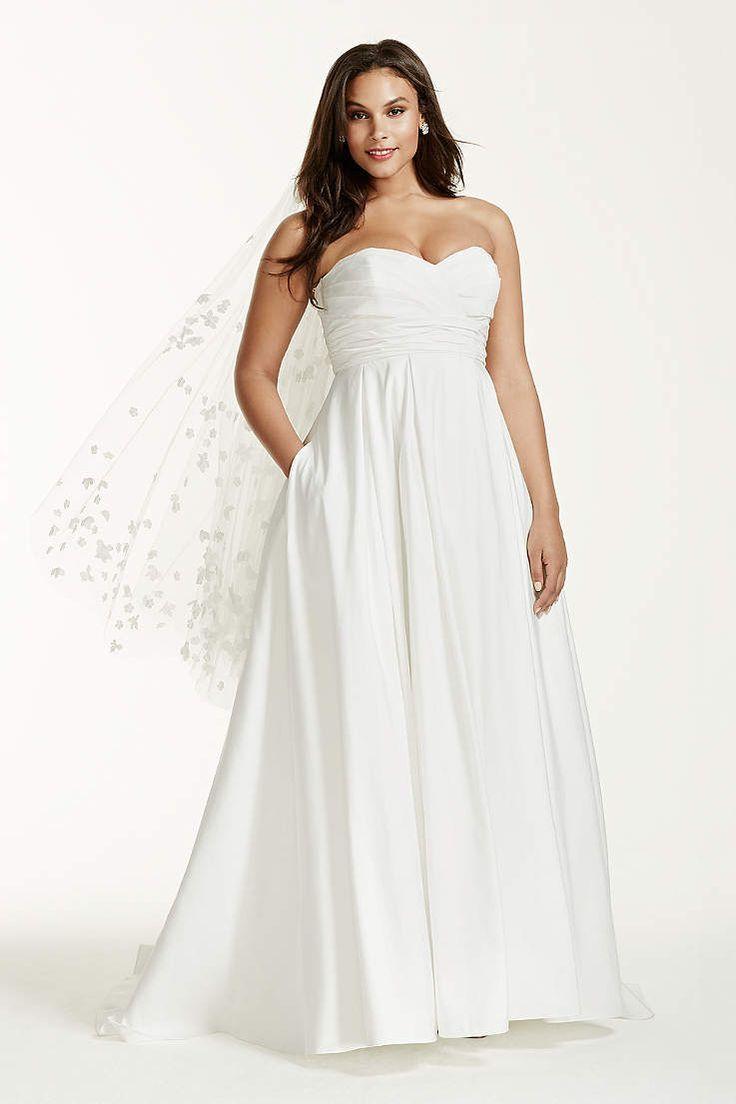 Simple wedding dresses cheap  Davidus Bridal offers all wedding dress u gown styles including