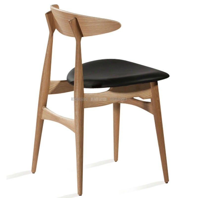 CH33 Chair Style Wegner - Replica design meubelen ...