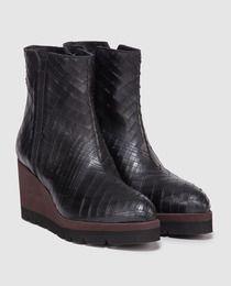 Zapatos negros Pons Quintana para mujer XghP0pA0J
