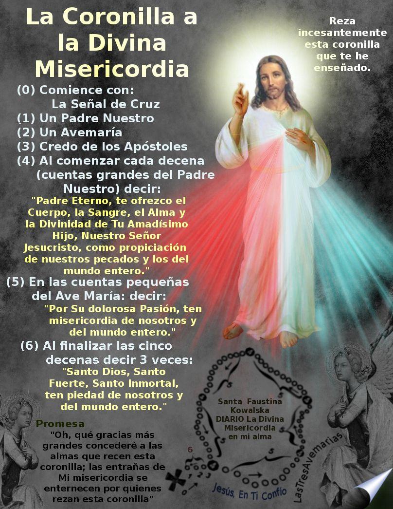 Jesus Cristo Oraciones Oraciones Religiosas Divina Misericordia